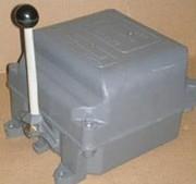 Крановое и другое электрооборудование