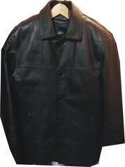 Продам мужской кожаный сюртук (Турция)