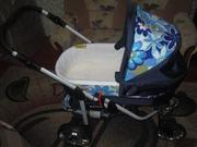 Продам новую детскую коляску из Германии