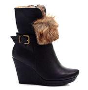 Стильные зимние сапоги для модницы СУПЕР ЦЕНА