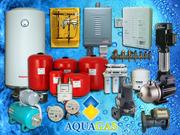 Промышленное газовое,  водонагревательное,  оборудование в Костанае