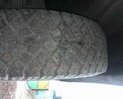 комплект зимней шипованой резины 205 70 14