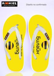 Сланцы пляжные,  обувь с вашим логотипом фирмы,  эмблемой, фото и т.д.