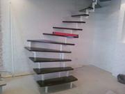 Лестницы из металла , каркасы