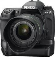 продам фотоаппарат Pentax K-7