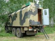 КамАЗ 54118 ( Кунг)