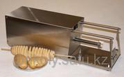 Спиральная резка картофеля механическая