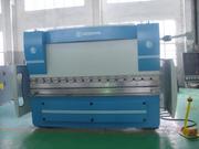 WE67K-200T3200 гидравлический гибочный станок с ЧПУ из Китая