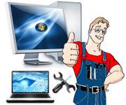 Все виды услуг по чистки ПК и ноутбука: антвирусная профилактика,  чистка от пыли.Восстановление данных.  Выезд
