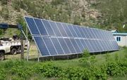 Солнечные электростанции (фото-электрические комплекты)
