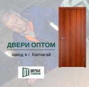 Завод производитель по межкомнатным дверям в Казахстанае