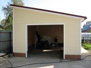 Строительство гаражей или пристроек!